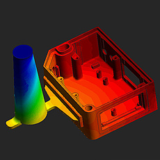 Die casting simulation software